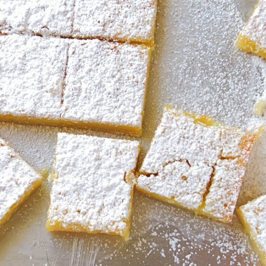 Tangy and sweet, these pink grapefruit bars are a delicious twist on the classic.
