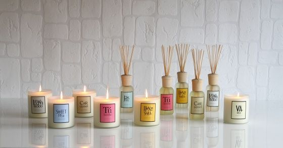 Archipelago Botanicals Candles & Diffusers from Amara #archipelago #candles #diffusers #home #fragrance