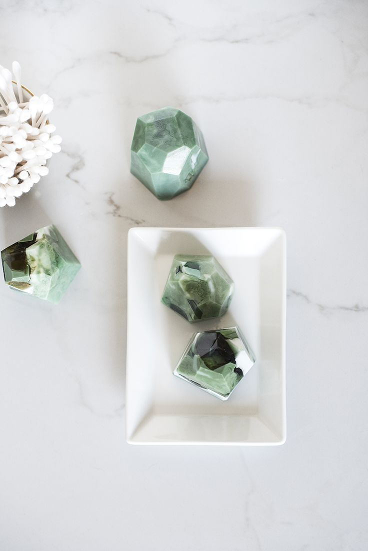 DIY Soap Stones for the Spa Lover | Handmade Gift Ideas
