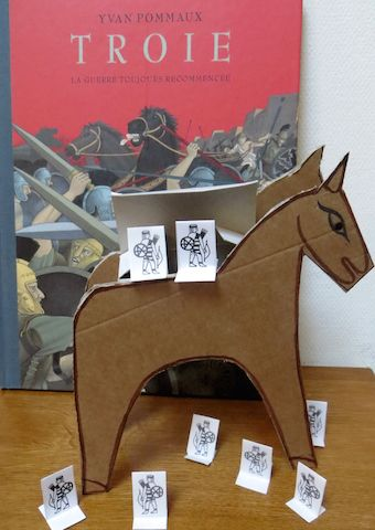 Fabriquer un cheval de Troie
