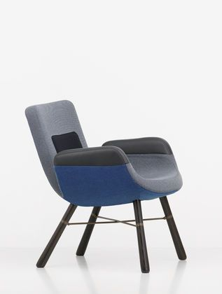 East River Chair   Design: Hella Jongerius   Manufacturer: Vitra ✓  Armchairs And More Seating Furniture. Stylepark   The International  Platform For Design ...