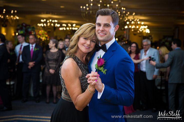 Smiling mother of the groom and son dancing #Michiganwedding #Chicagowedding #MikeStaffProductions #wedding #reception #weddingphotography #weddingdj #weddingvideography #wedding #photos #wedding #pictures #ideas #planning #DJ #photography