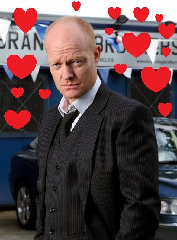 Why EastEnders' Max Branning ALWAYS gets the girl. For dedicated Eastenders fans..... so funny!