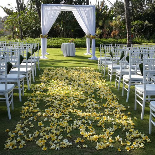 Foto bunga pernikahan oleh Bali Wedding Florence