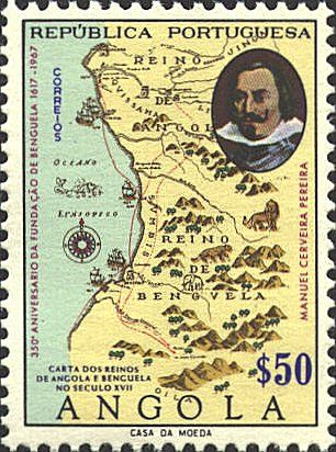 Angola - in 1483 Vasco da Gama first dropped anchor in Luanda Bay - it became a strategic base on the route around the Cape of Good Hope!