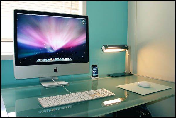 Actual Mac Desktop by Kempokidd