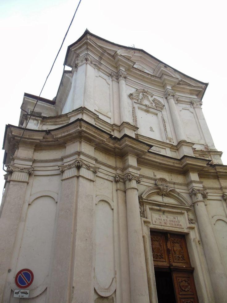 Cuneo e dintorni: Ex-chiesa di Santa Chiara