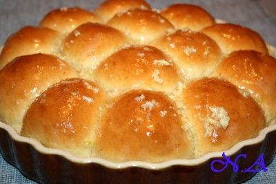 Пампушки к борщу двумя способами -Dumplings two ways to Borscht