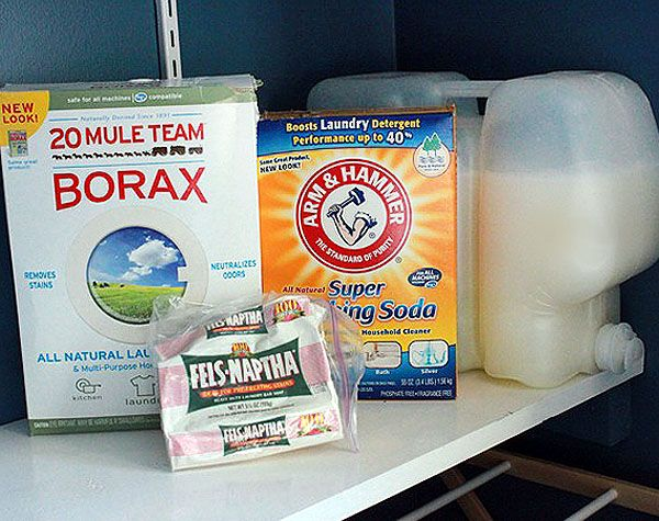 10 diy natural household cleaners