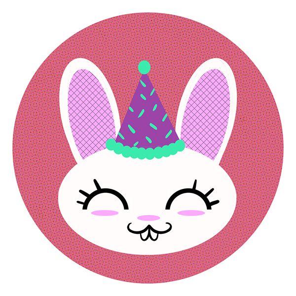 Birthday pins on Behance