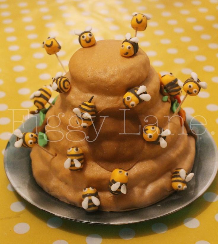 O beehive!