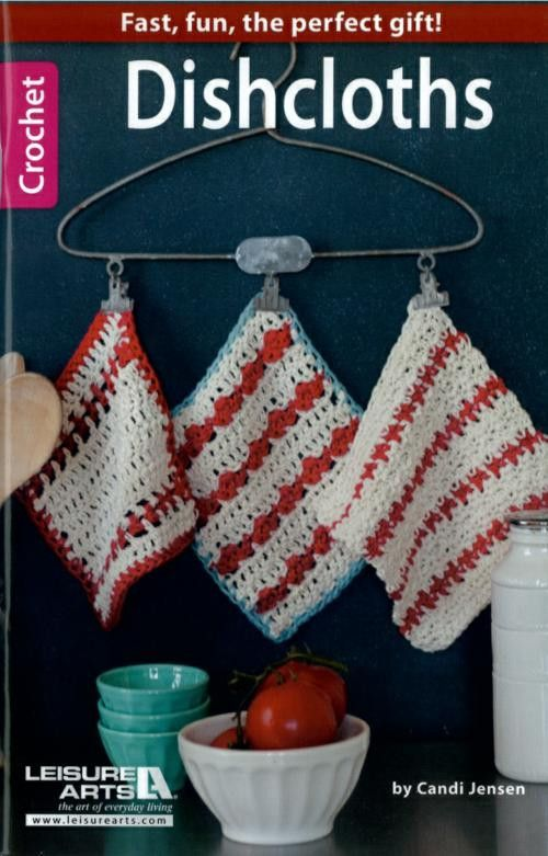 Knitting Pattern For A Dishcloth Beginners : Blankets and Booties Book 2 Stitches, Patterns and Dishcloth