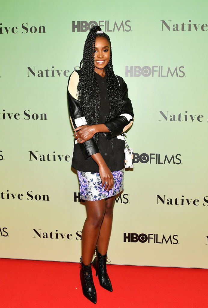 Actress Kiki Layne Attends Hbo S Native Son Screening At Guggenheim Fall Winter Trends Summer Trends Native Son