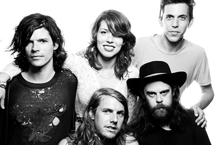 Grouplove! New album out Sept. 13, it's gonna be great!