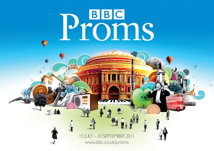 BBC Proms 2011 ... looking forward to the Proms 2012 launch on 19 April!