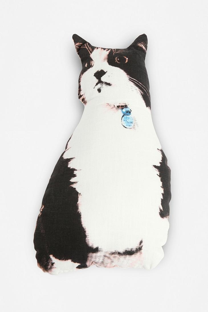 Diego the Cat Pillow #urbanoutfitters
