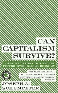 http://www.adlibris.com/se/product.aspx?isbn=0061928011 | Titel: Can Capitalism Survive?: Creative Destruction and the Future of the Global Economy - Författare: Joseph Alois Schumpeter - ISBN: 0061928011 - Pris: 79 kr