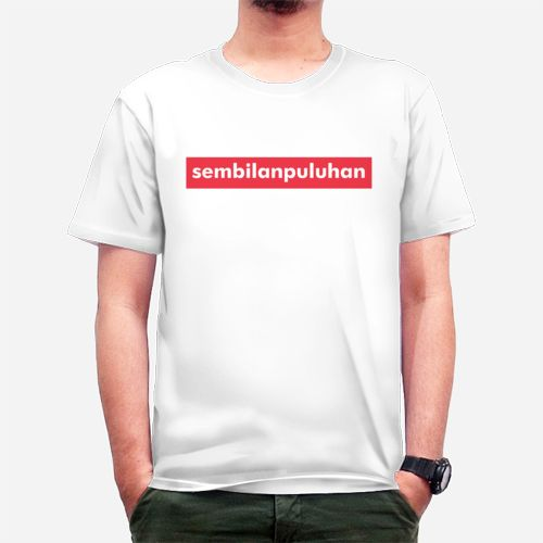 Sembilanpuluhan dari Tees.co.id oleh Simple As Hell