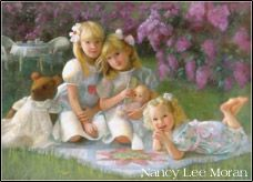 sisterly Love Painting | Details about PRINT 15x21 Ducks Unlimited John Deere 4020 pedal ...