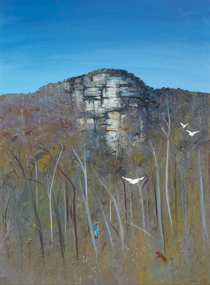 Arthur Boyd | Shoalhaven oil on composition board, 61 x 45.6 cm