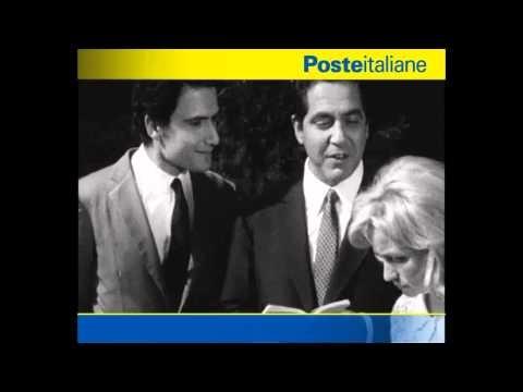 Spot con Corrado Mantoni per promuovere l'utilizzo del Codice di Avviamento Postale.