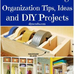 Top 58 Most Creative Home-Organizing Ideas and DIY Projects - Page 20 of 58 - DIY & Crafts