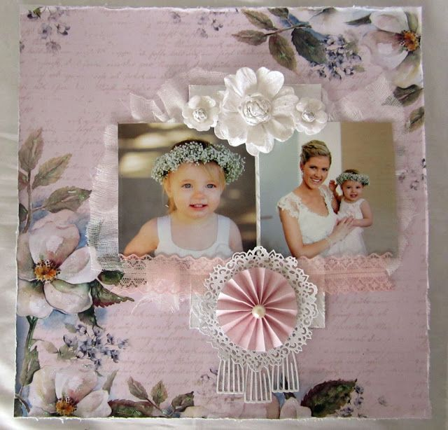 kerrie gurney : Ultimate Crafts Magnolia Lane Collection