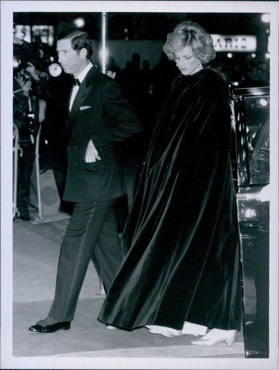 """Le 18 mars 1985 -  the premiere of the film """"A Passage to India"""""""