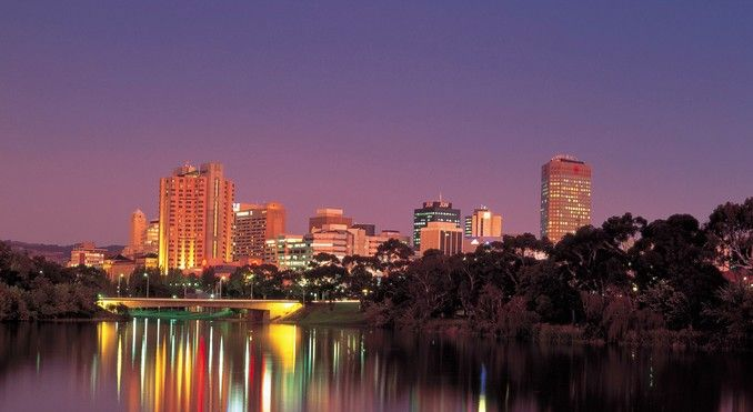 can't wait to go back to the city i loved so much : adelaide, south australia.