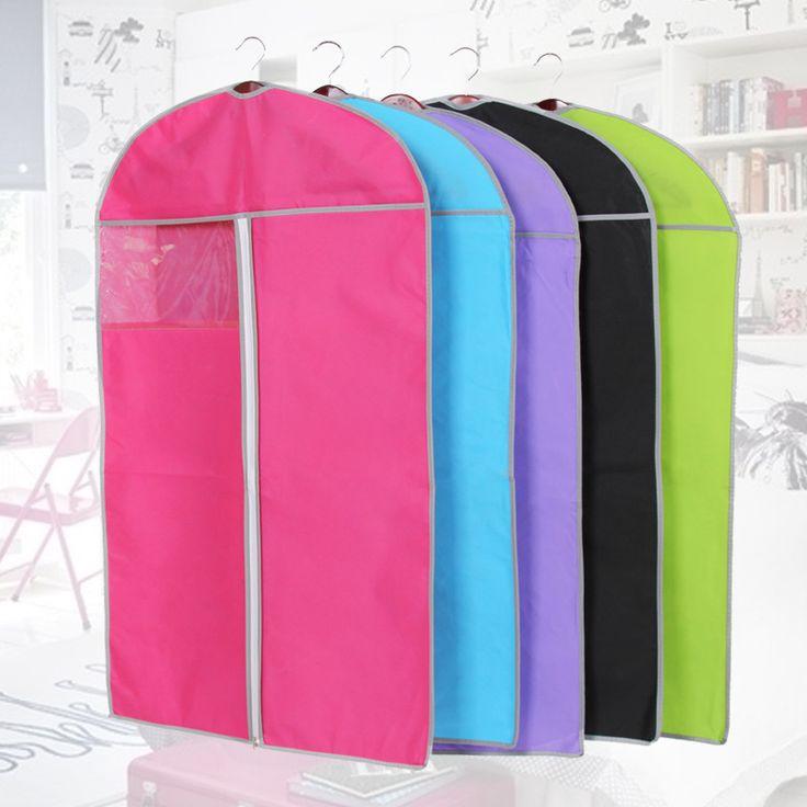 Honana HN-DB30 Dustproof Suit Cover Clothes Storage Bags Dress Clothes Garment Protector Bags