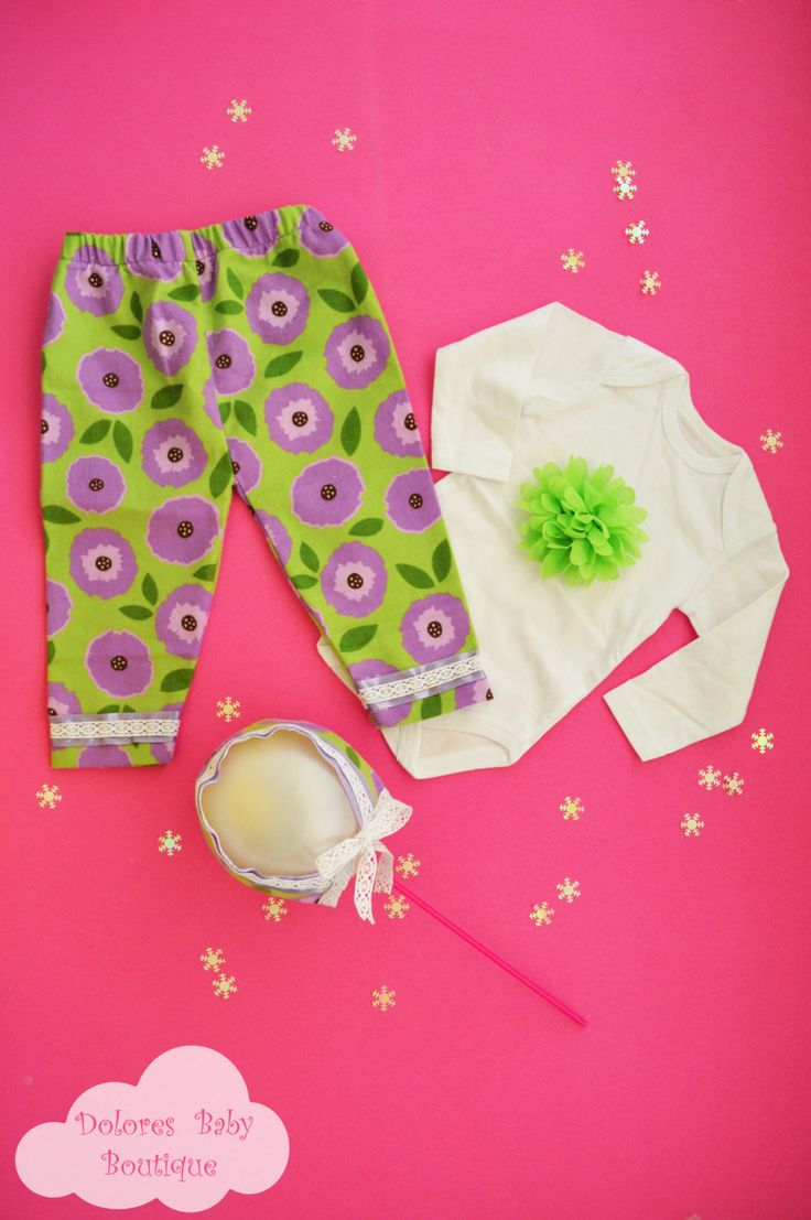 Baby Birthday Set~ Green Baby Pants~ Baby Bonnet~ Baby Onesie~ Christmas baby gift~ baby cotton bonnet~ newborn baby set~ baby bodysuit set by DoloresBabyBoutique on Etsy