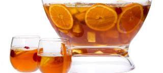 Hennessy Brandy Punch