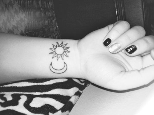 25 Amazing Sun Tattoos | Tattoos Mob