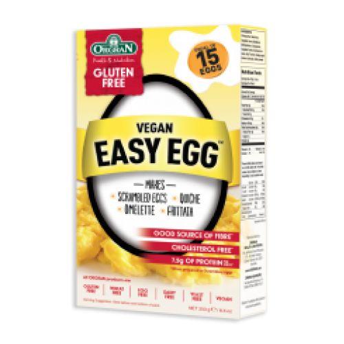 Orgran Gluten Free Vegan 'Easy Egg' Egg Replacer - 250g