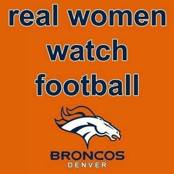 Denver Broncos . . . go PEYTON!  <3