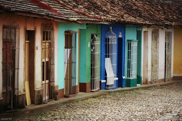 Street,Trinidad Cuba 2015
