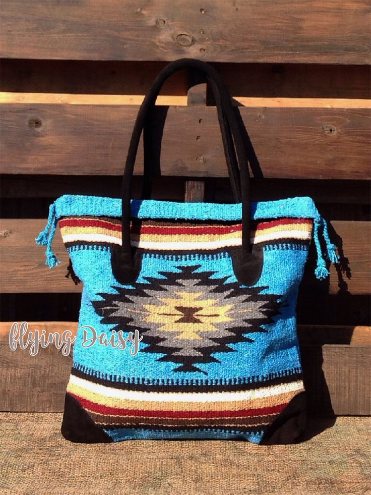 Southwest Aztec Thunder Tote Bag
