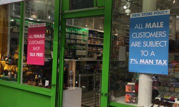 A Pharmacy Advertised A 'Man Tax' And Men's Rights Activists Lost It | Huffington Post