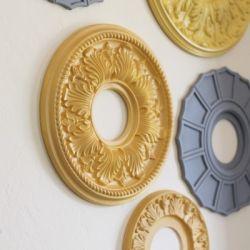 64 best Ceiling Medallions images on Pinterest