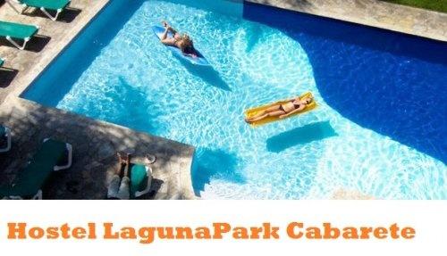 Hostel LagunaPark Cabarete nella Repubblica Dominicana: si trova di fronte alla Laguna Verde del Parco Nazionale di Cabaretes. Gli ospiti dell'ostello possono sfruttare l'area esterna e il bellissimo giardino in stile tropicale con piscina, sdraio e barbecue per i party. Prezzi da 8,00€