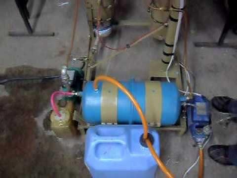 descripcion del prototipo de una mini planta termoelectrica basada en el ciclo rankine recaletando