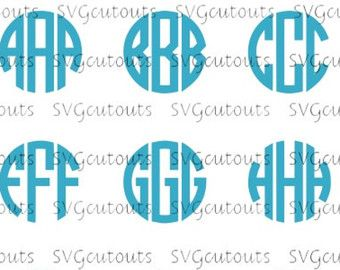 This download contains the following:  26 Capital Letters  SVG, EPS & DXF files  These files have been tested in the following software:  Brother Scan N Cut Canvas ~ SVG Cricut Design Space ~ SVG, DXF Silhouette Studio ~ DXF  Be sure before purchasing that these will work with your cutting machine. Due to the digital nature of the designs there are NO REFUNDS.  Please note that these are cutting files and not fonts you install on your machine or computer. Perfect for all of your vinyl, ca...