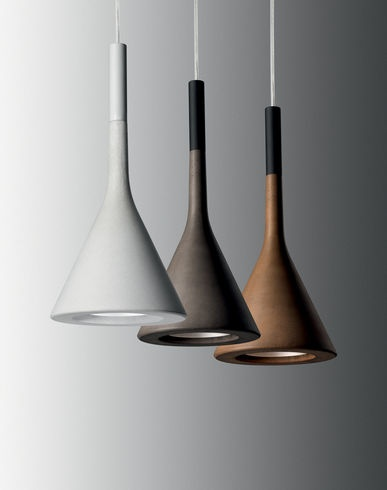 Aplomb Suspension lamp FOSCARINI