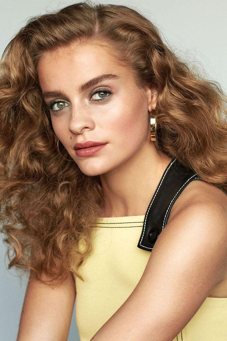 Big Hair - Curly Voluminous Hairstyles
