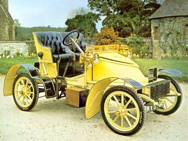 1905 Vauxhall