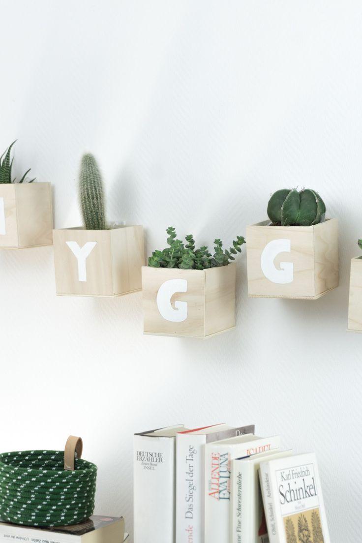 Die besten 25+ Wanddeko selber machen Ideen auf Pinterest ...