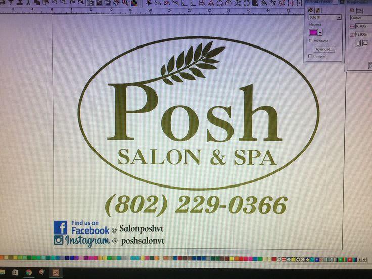 Posh Salon and Spa  Barre, Vermont
