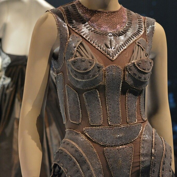 Jean Paul Gaultier exhibition Melbourne #melbourne #ngv #fashion #art