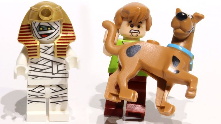 LEGO Toys for Kids | Scooby-Doo Mummy Museum Mystery (75900) set Stop motion build video: https://youtu.be/5ecmI6PIfDM