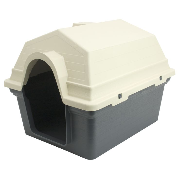 1000 Ideas About Plastic Dog House On Pinterest